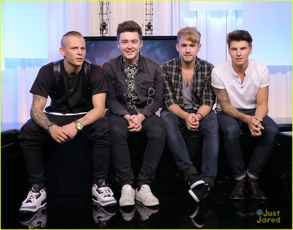 Rixton Hit Up Music Choice Ahead of Irving Plaza Concert