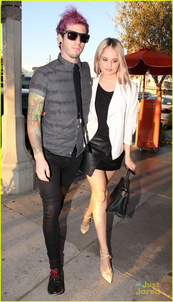 Debby Ryan Boyfriend