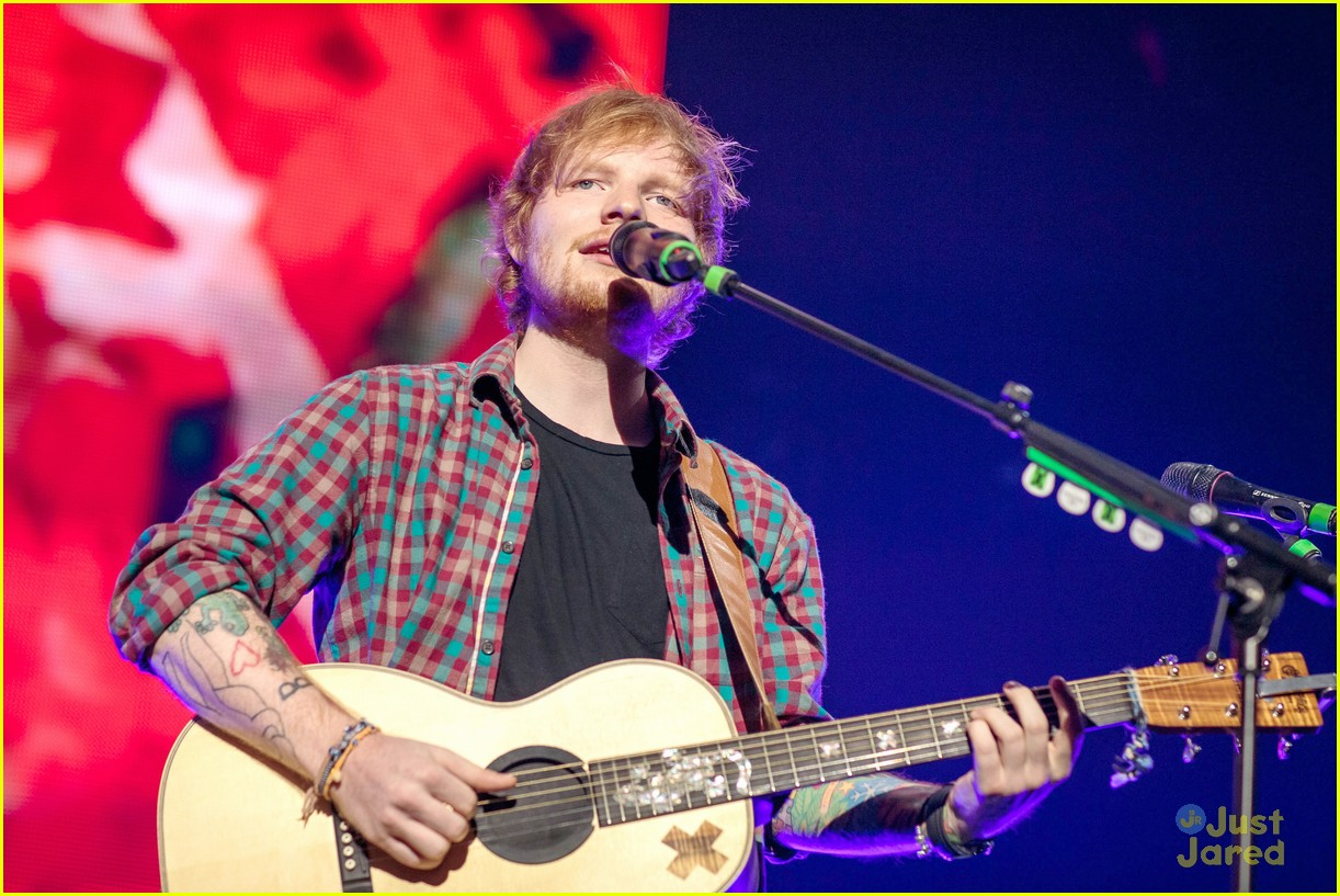 ed sheeran las vegas performance 20