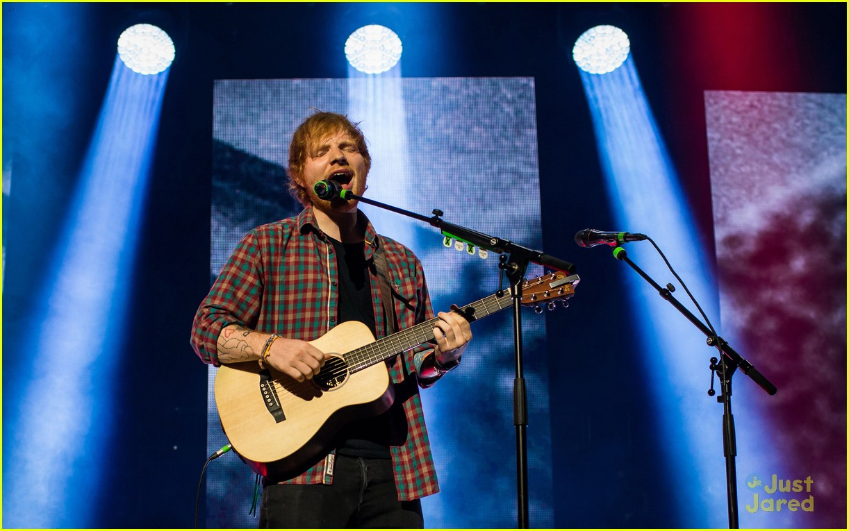 ed sheeran las vegas performance 29