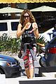 ashley tisdale cant sit us pilates shark after dark 01