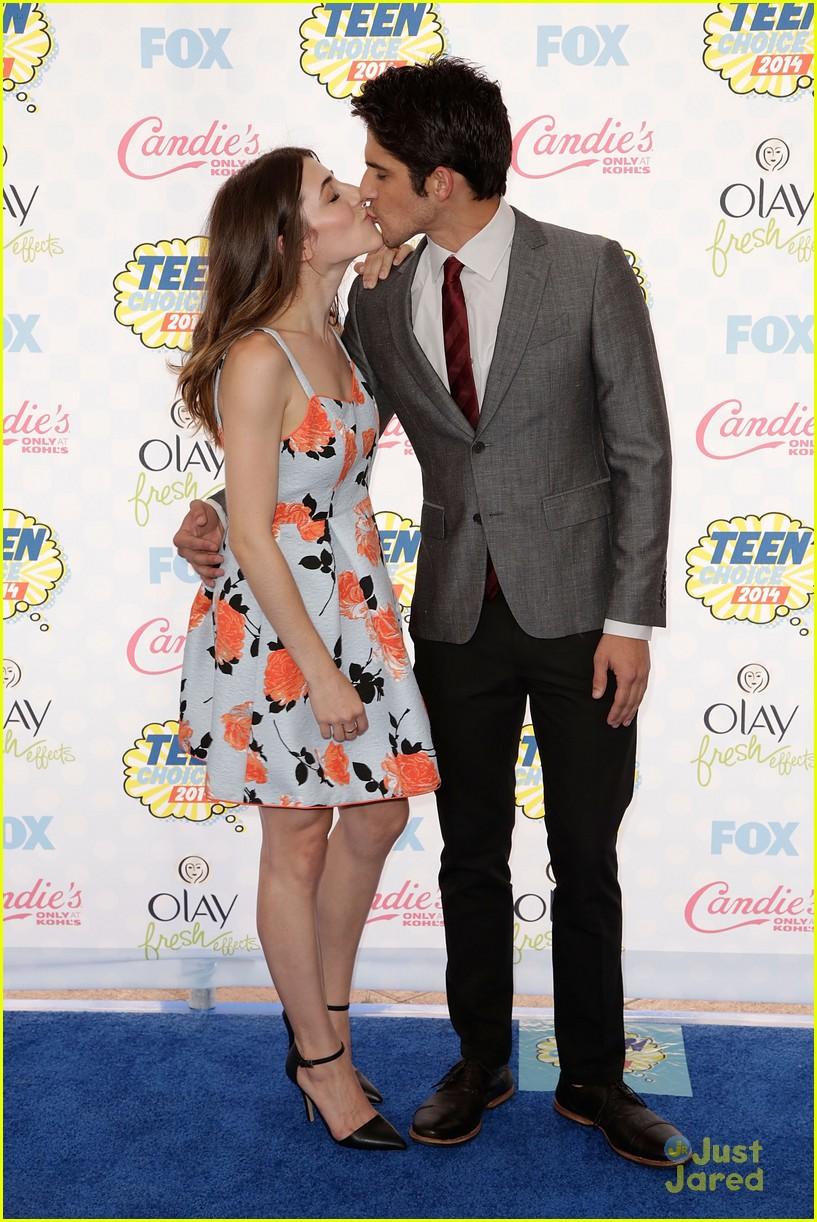 Tyler Posey & Seana Gorlick Share Teen Choice Awards
