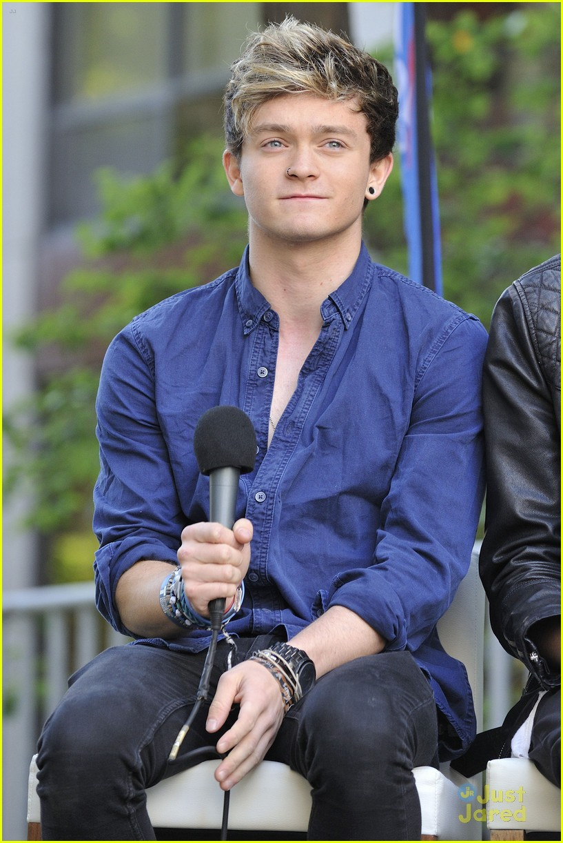 the vamps global morning show toronto 08