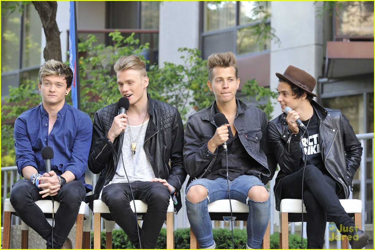 the vamps global morning show toronto 12