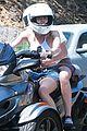 miley cyrus noah cyrus bike ride 10