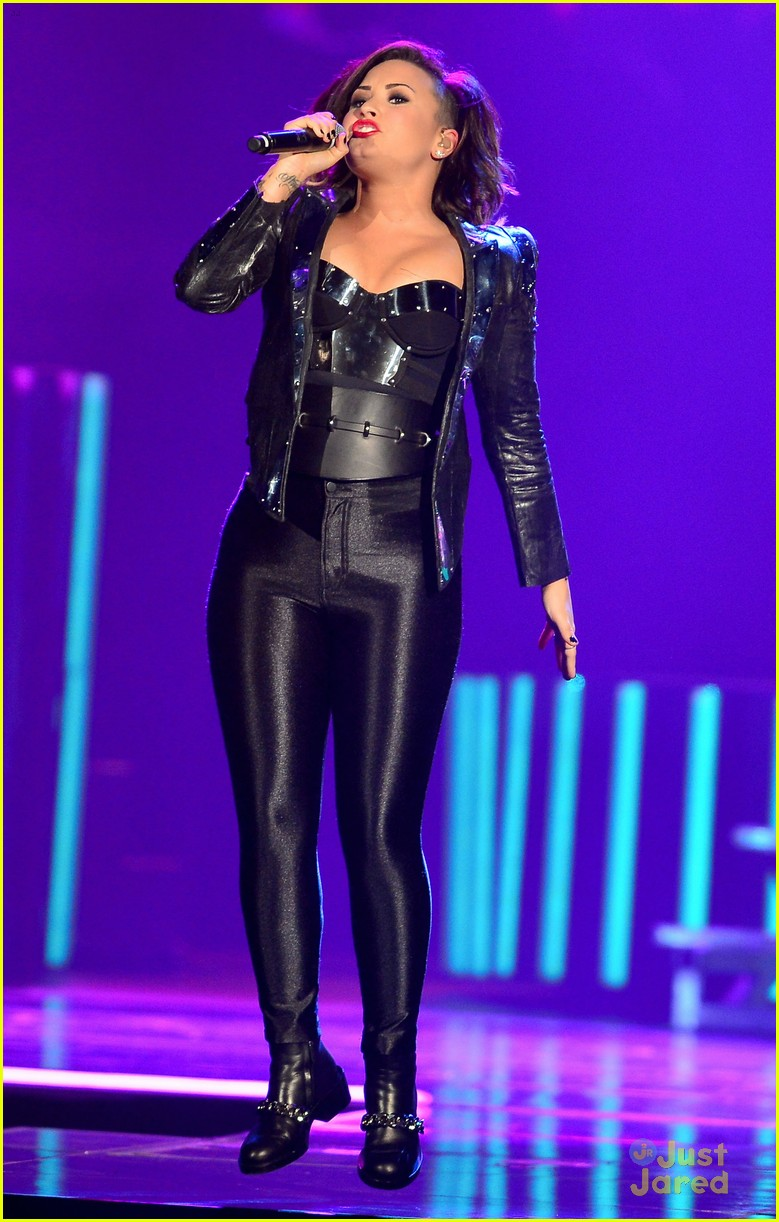 Demi lovato latex