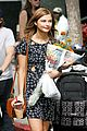 stefanie scott flower shopping sunday 10