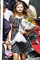 stefanie scott flower shopping sunday 14