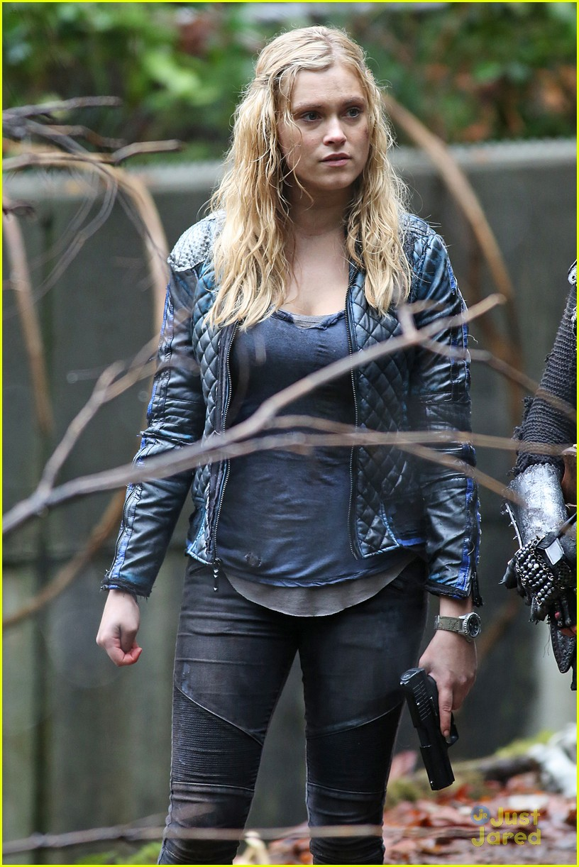 Eliza Taylor Heads Back Into The Woods On The 100