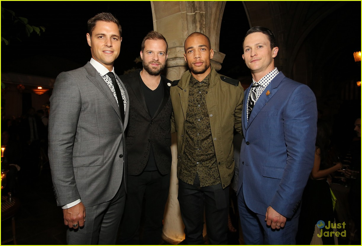 kendrick sampson simon spurr dinner 01