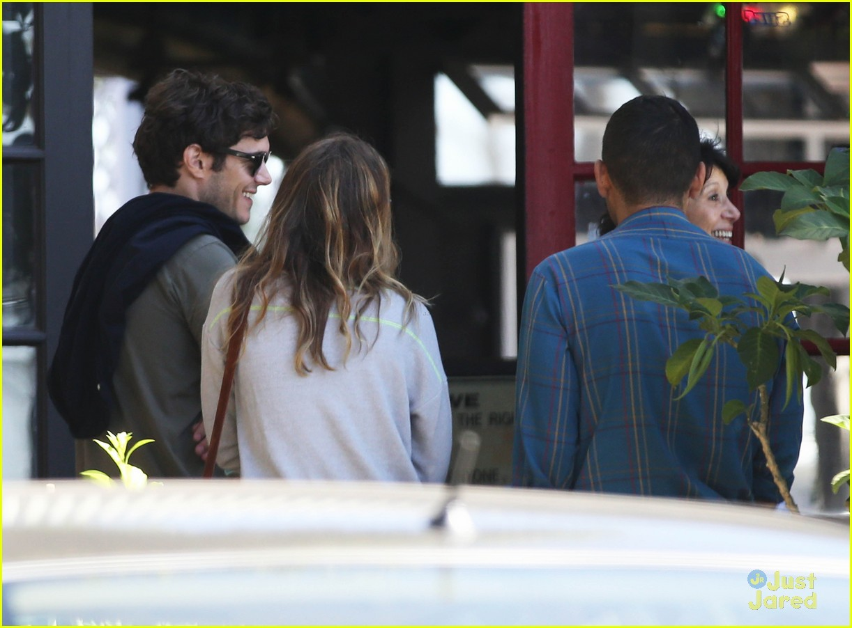 leighton meester adam brody take their family to lunch 06