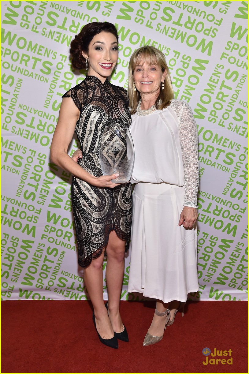 meryl davis charlie white salute women awards 05