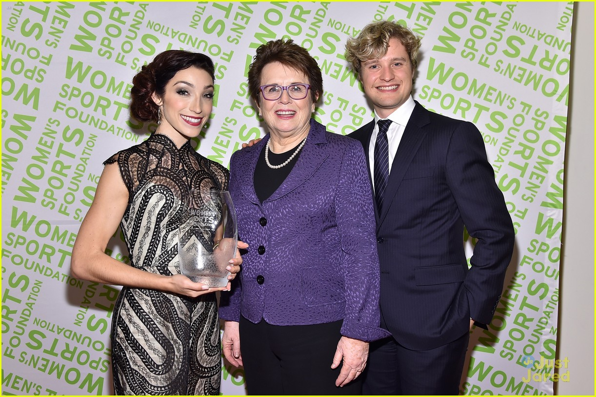 meryl davis charlie white salute women awards 10