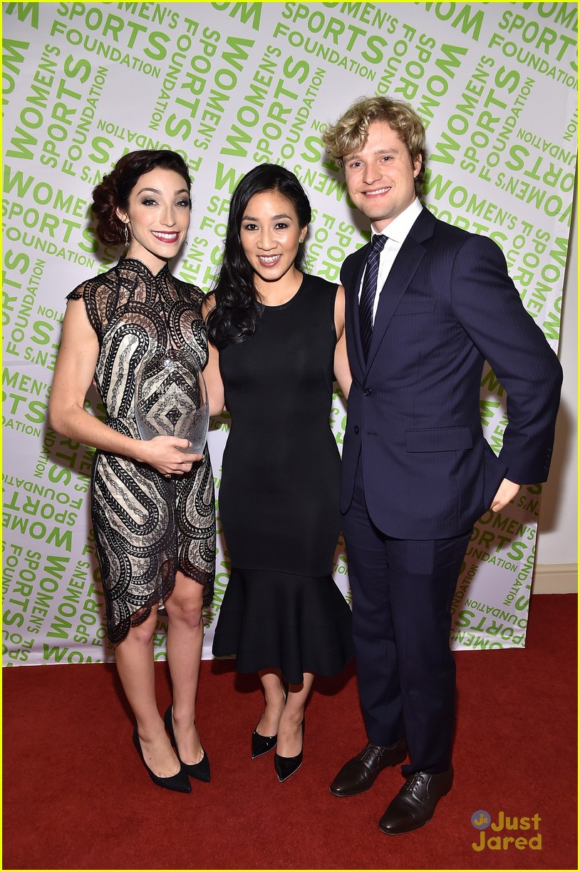 meryl davis charlie white salute women awards 12