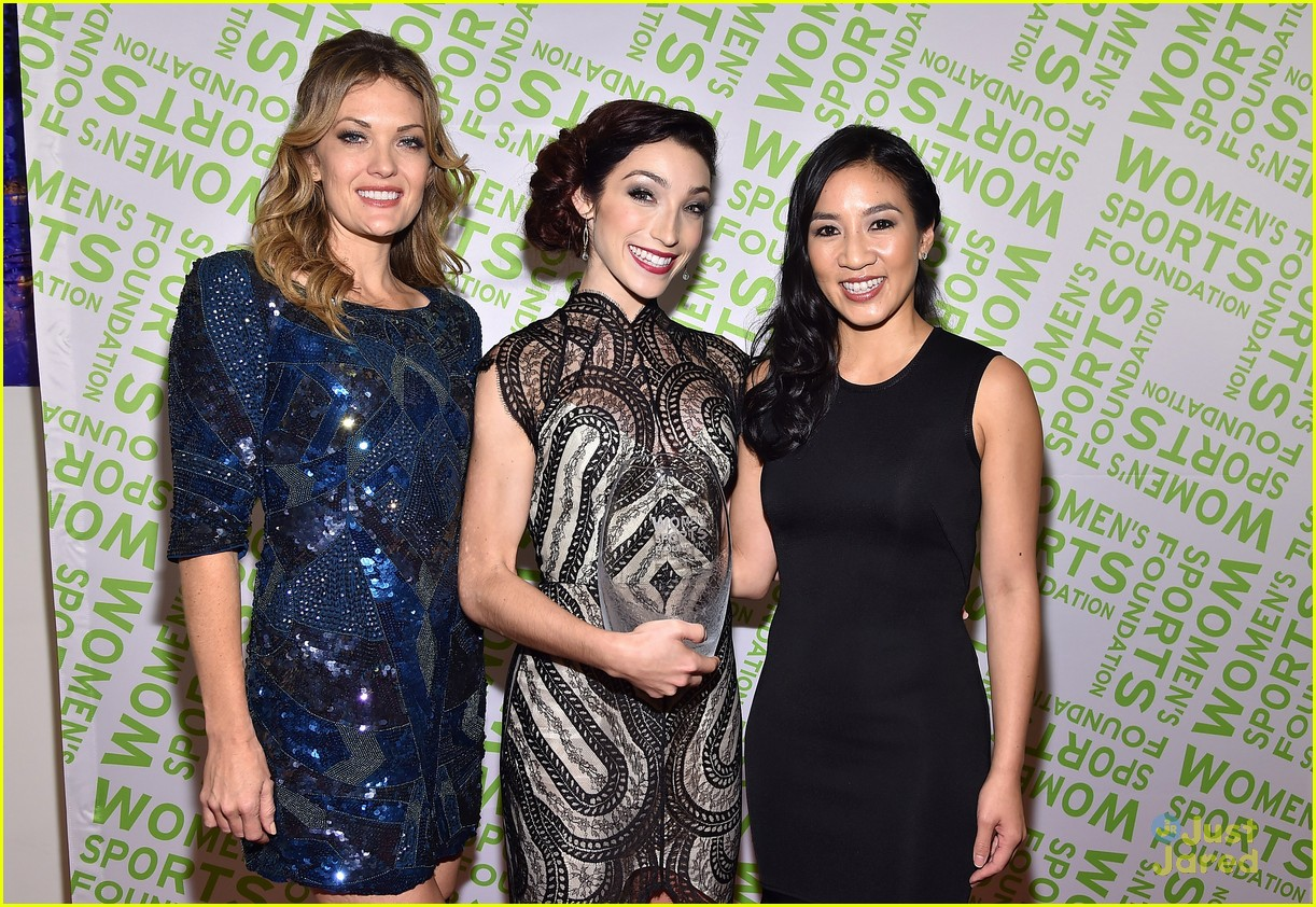 meryl davis charlie white salute women awards 14