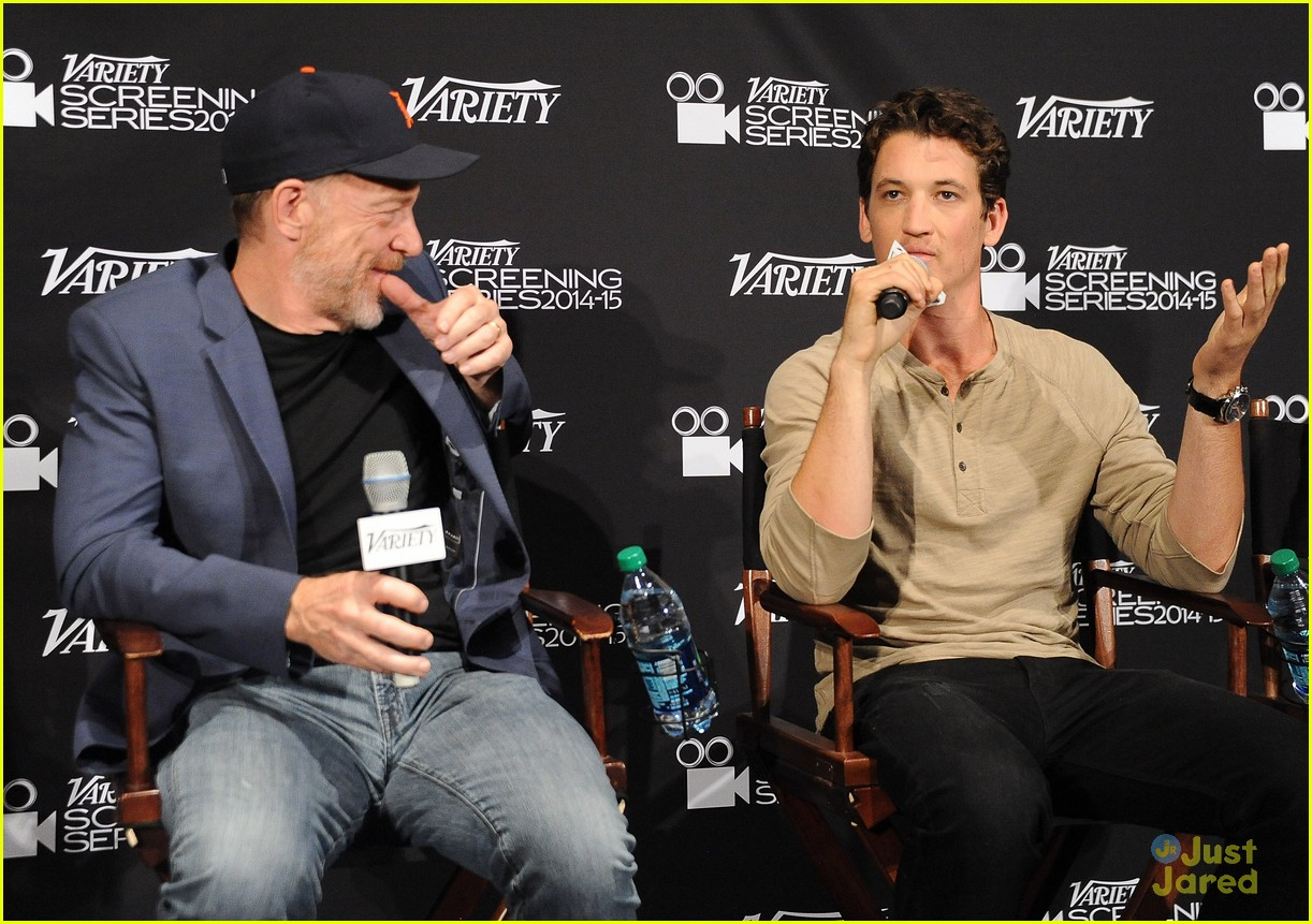 miles teller variety talk screening series 08