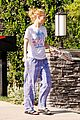 iggy azalea checks mail in comfy pjs 14