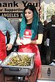 kylie jenner tyga do good deed on thanksgiving eve 17