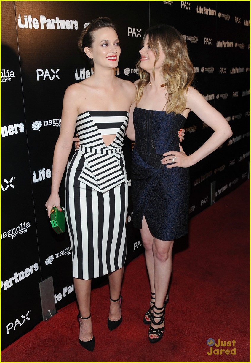 leighton meester gillian jacobs life partners premiere 19