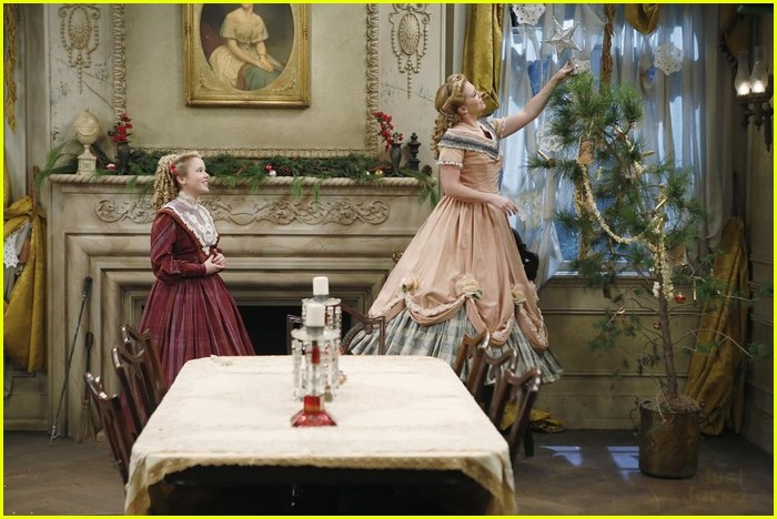 melissa joey 1800s tradition episode stills 12