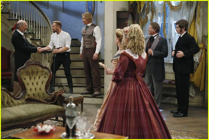 melissa joey 1800s tradition episode stills 18