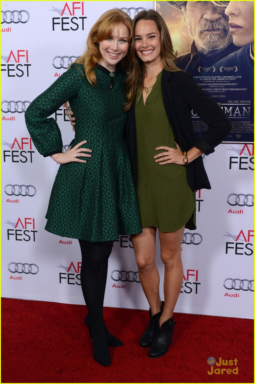 molly quinn bailey noble homesman afi screening 04