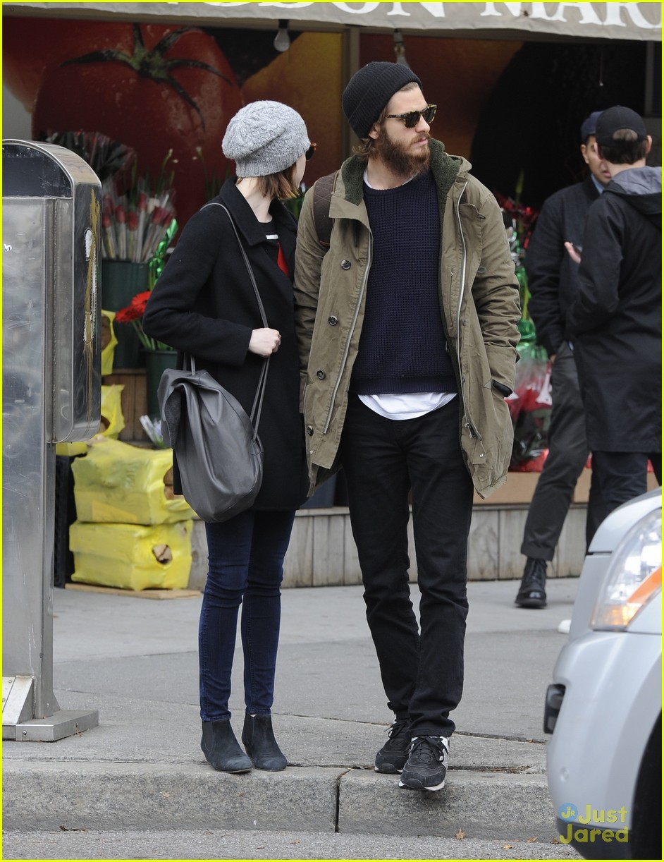 emma stone andrew garfield get alone time 22