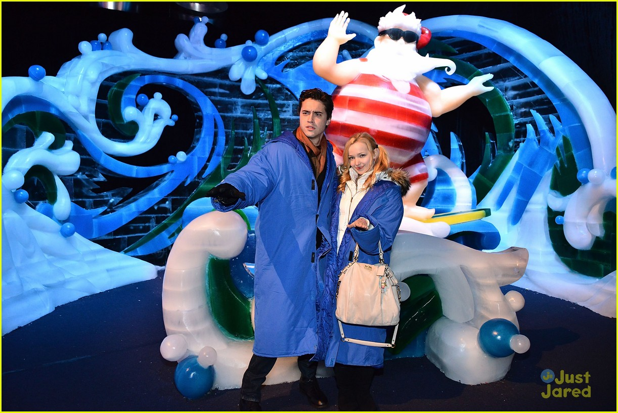 dove cameron liv maddie cast big chill queen mary event 15