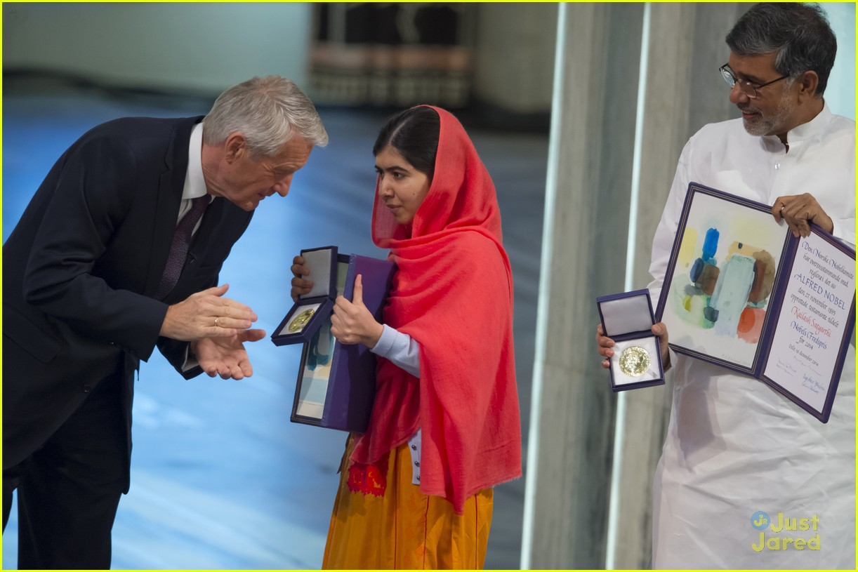 "a rhetorical analysis of the nobel peace prize speech of malala yousafzai on womens education Find this pin and more on islam for kids by speech after reading ""malala yousafzai's speech about education malala yousafzai nobel peace prize."