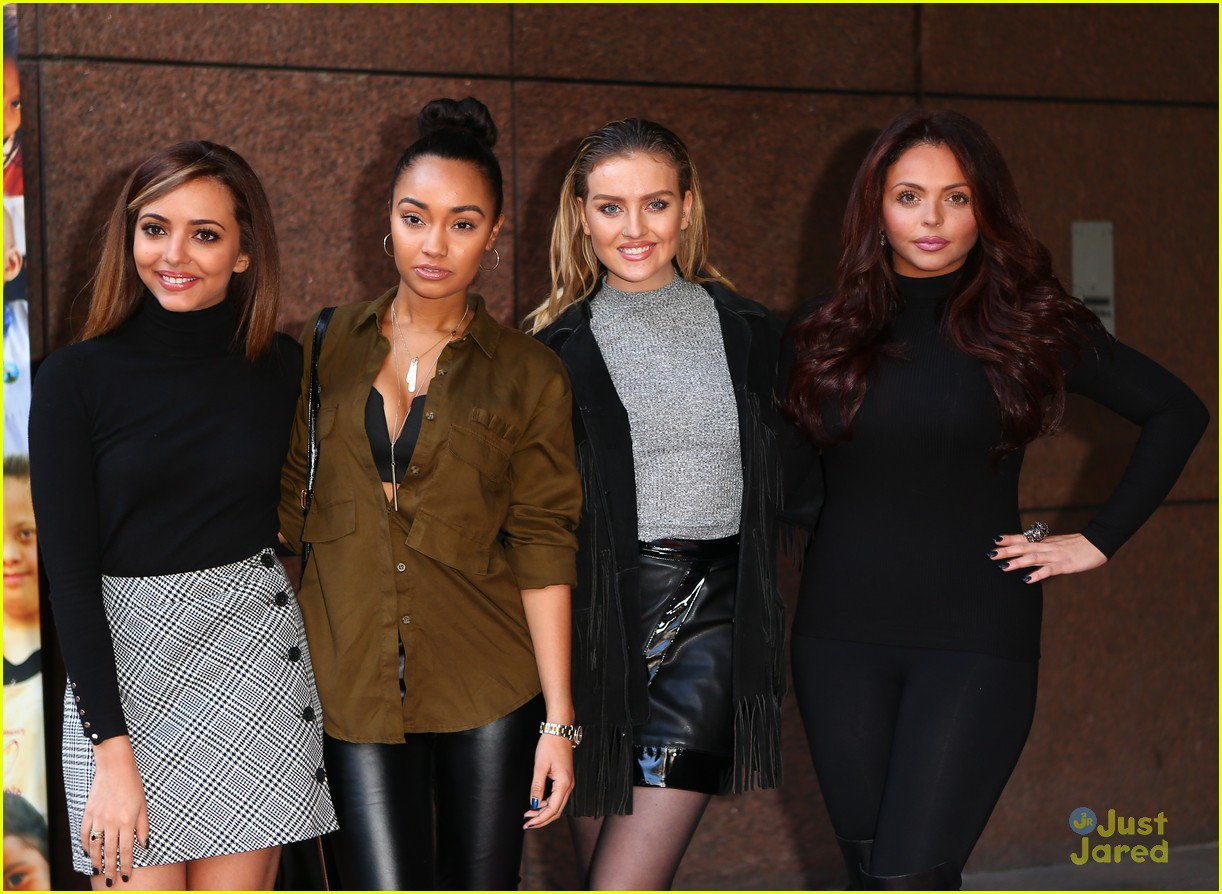 little mix icap charity day 03