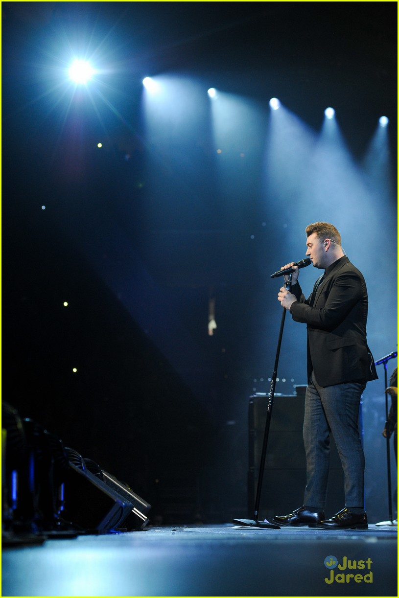 Sam Smith Have Yourself A Merry Little Christmas.Sam Smith Sings Us Have Yourself A Merry Little Christmas