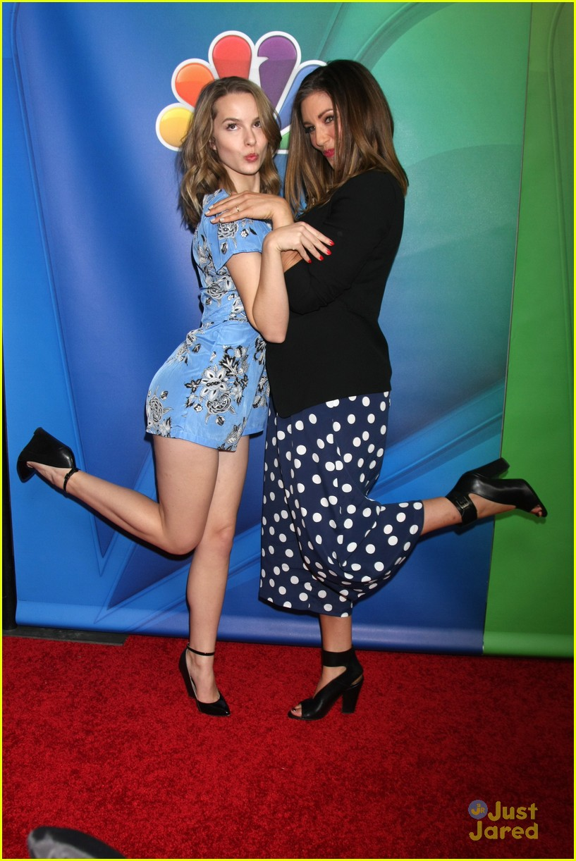 Bridgit Mendler First Look Undateable Stills Tca Party 08