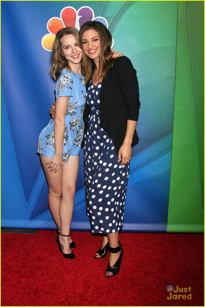 Bridgit Mendler First Look Undateable Stills Tca Party 18
