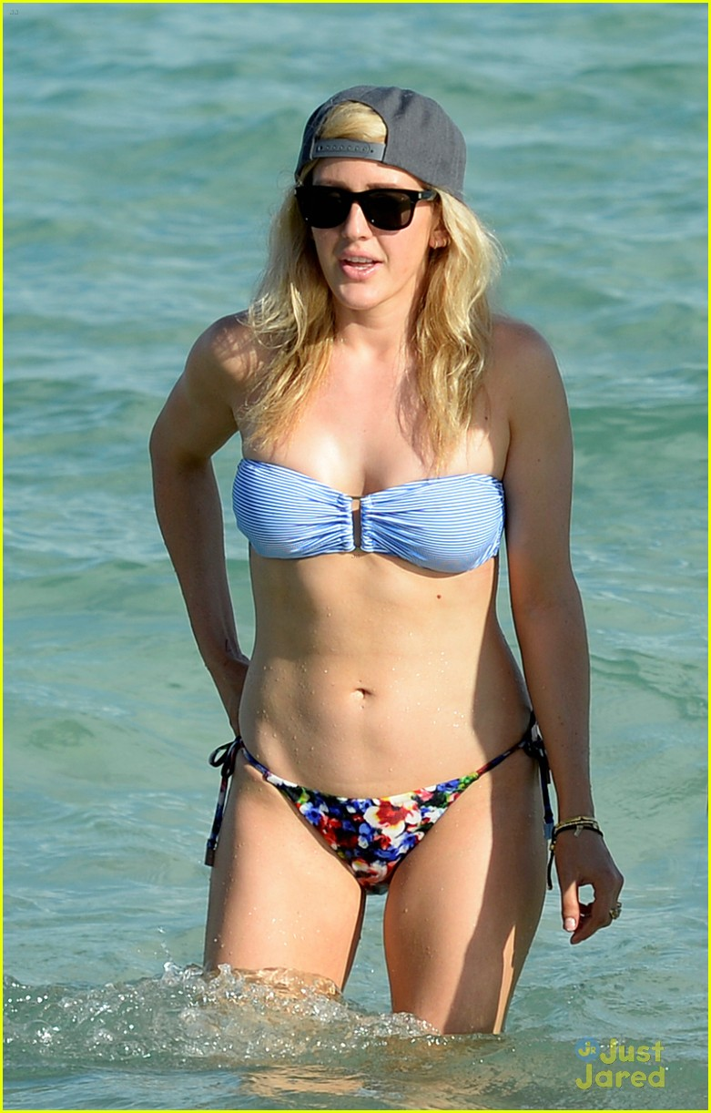 So RippedPhoto Is 759942 Body Ellie Goulding's Bikini yvmf7IYb6g