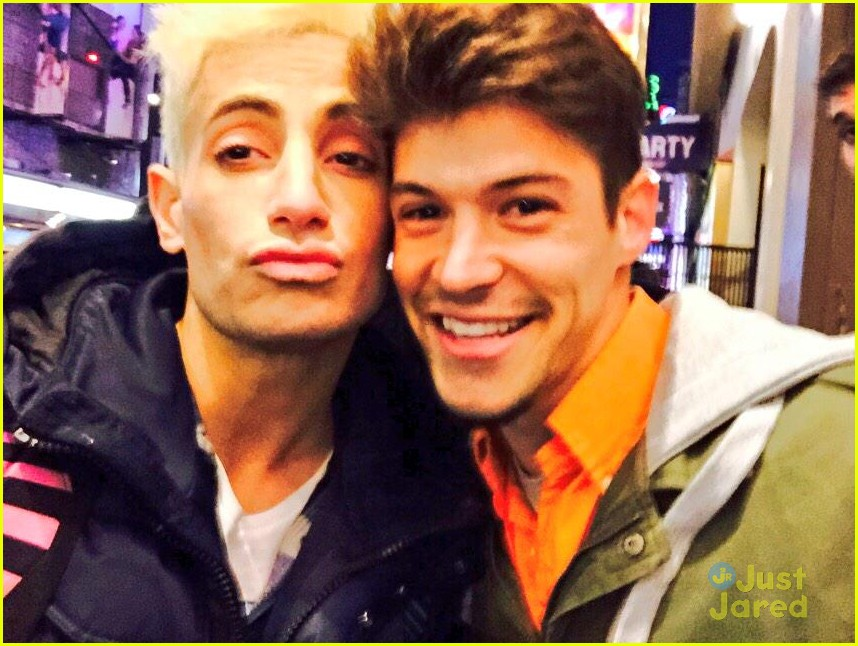 Zach rance and frankie grande dating. Dating for one night.