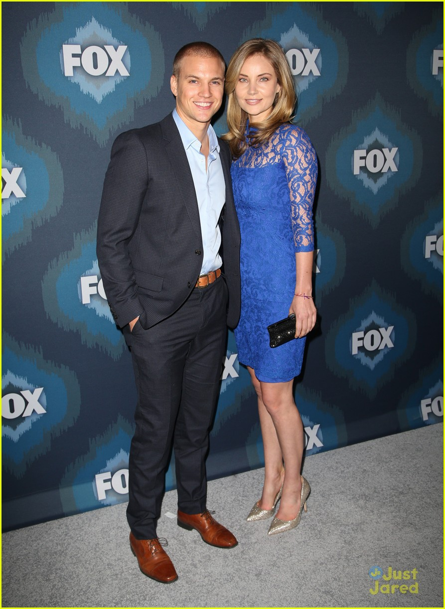 Samantha Ware Amp Marshall Williams Get Glee Ful At Fox S
