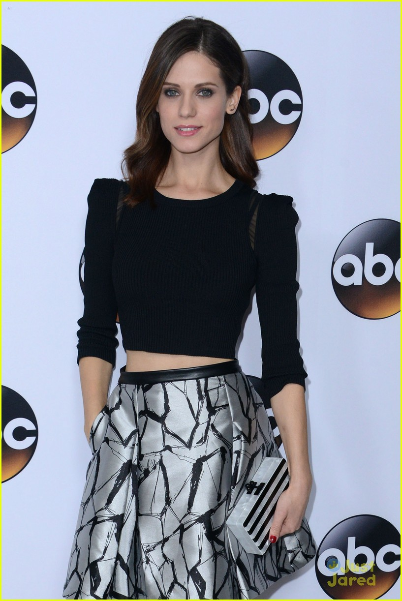 lyndsy fonseca agent carter abc tca party 05