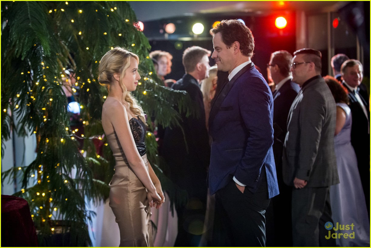 megan park ben hollingsworth wish come true 22