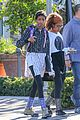 willow smith flashes a peace sign 10