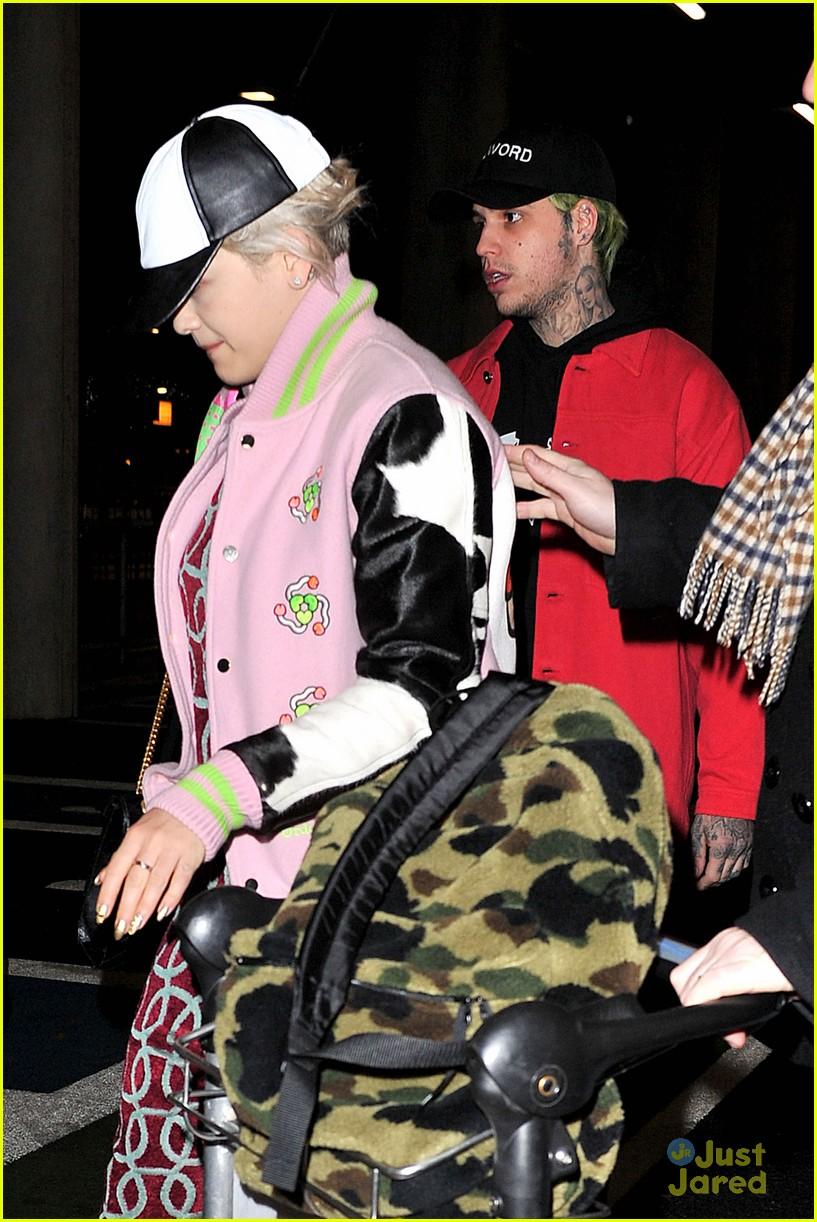 36e78870e5 Rita Ora & Ricky Hilfiger Start New Year By Jetting Home to London ...
