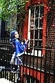 sofia carson descendants london promo 02
