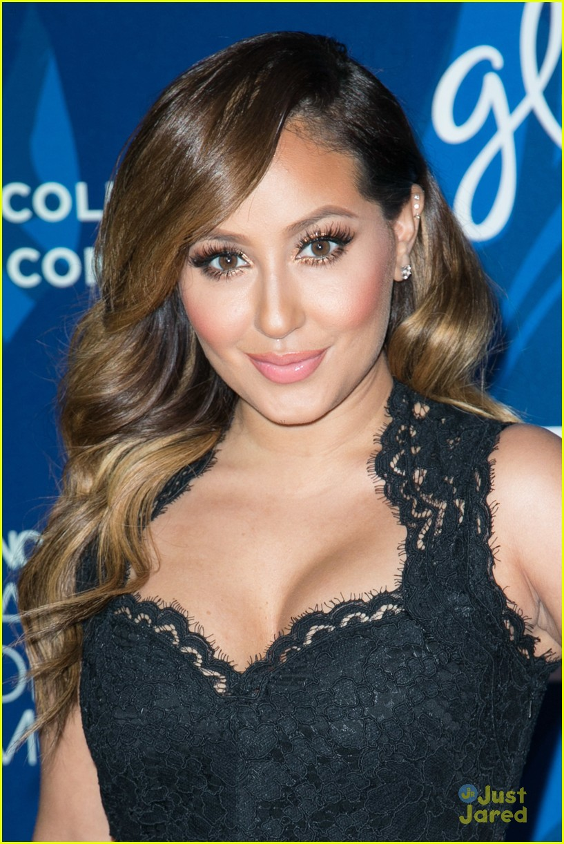 Adrienne Bailon Steps Out With The Real CoHosts After Engagement