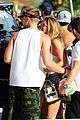 nina agdal gets miami excited for a spin class after supporting christy turlington 22