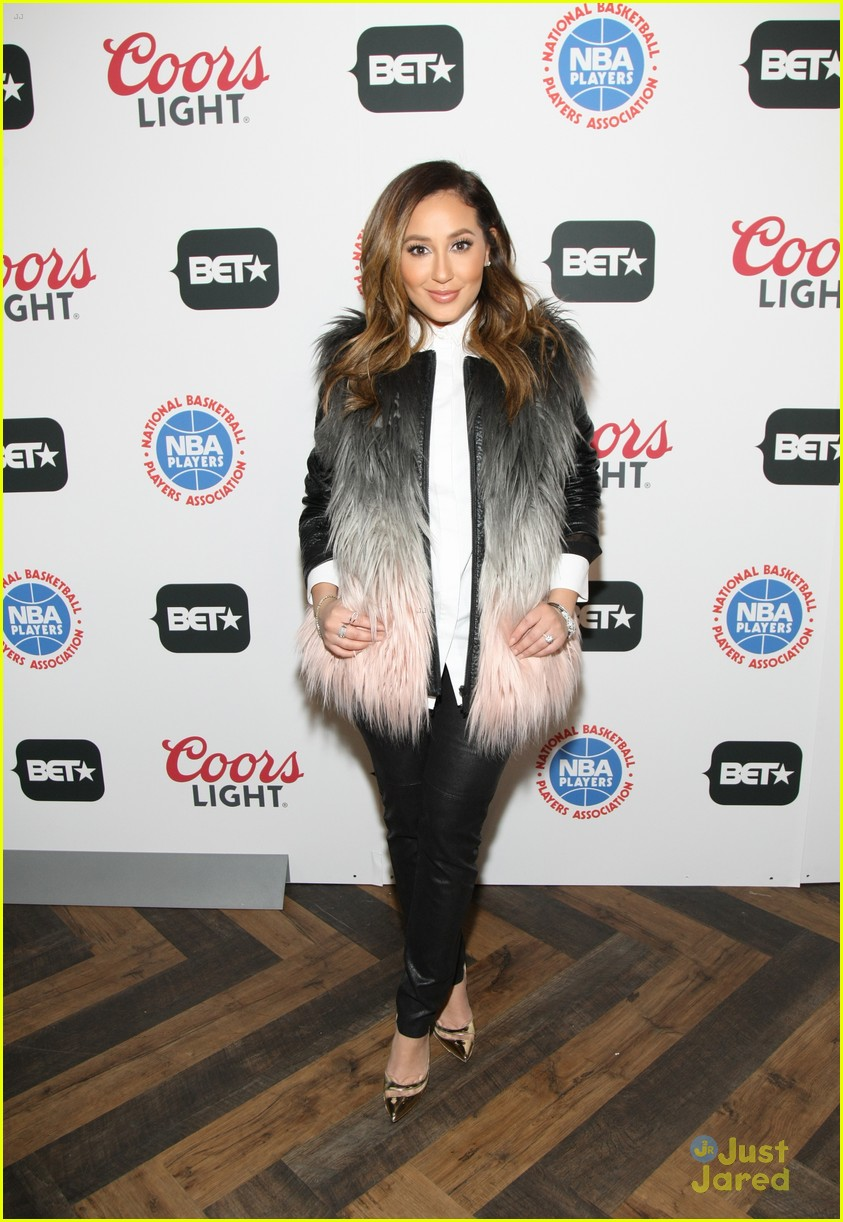 adrienne bailon nyfw events solo album details 04