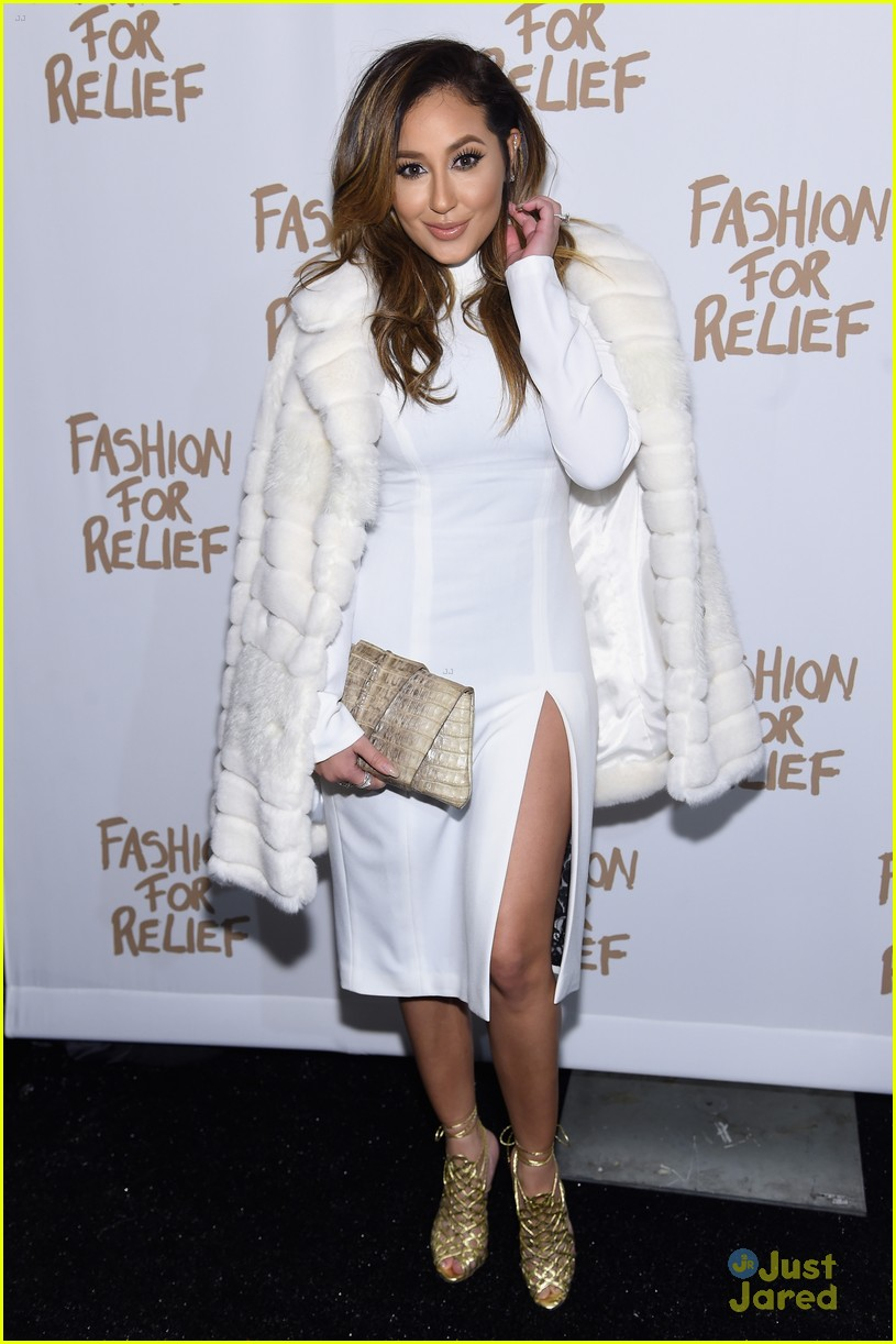 adrienne bailon nyfw events solo album details 09