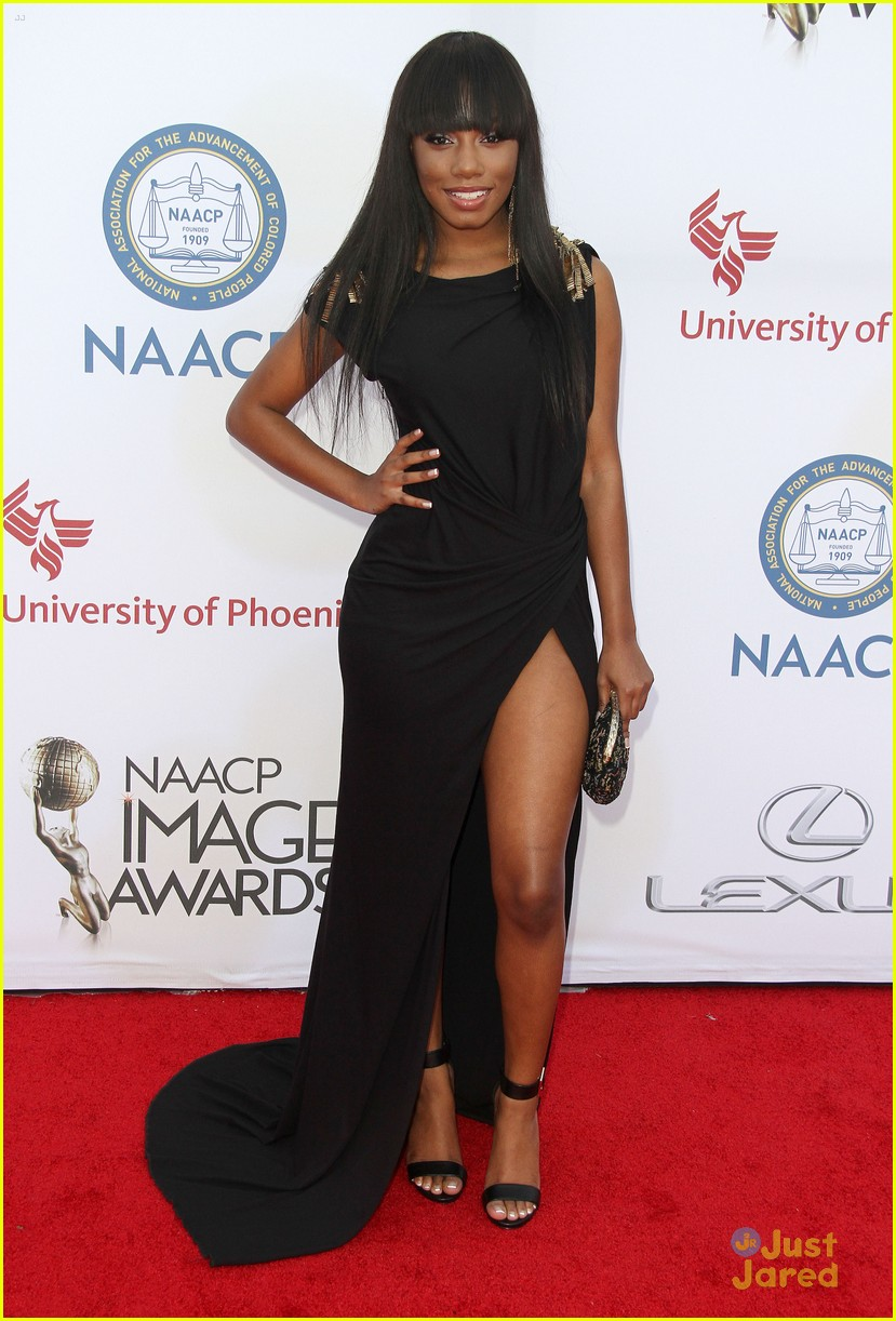 Fatima Ptacek Wins At Naacp Image Awards With Imani Hakim Raven