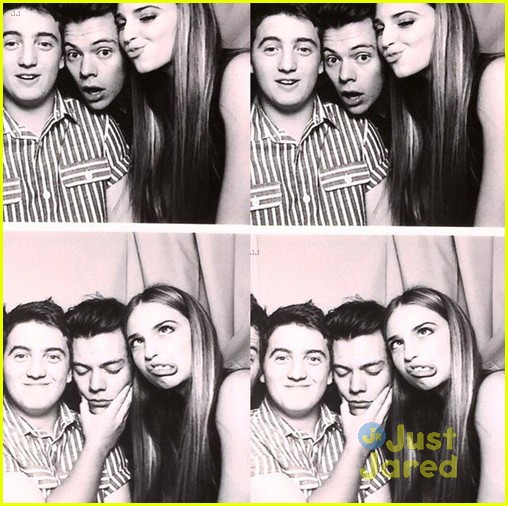 Harry Styles Celebrates 21st Birthday With Kendall Jenner Friends