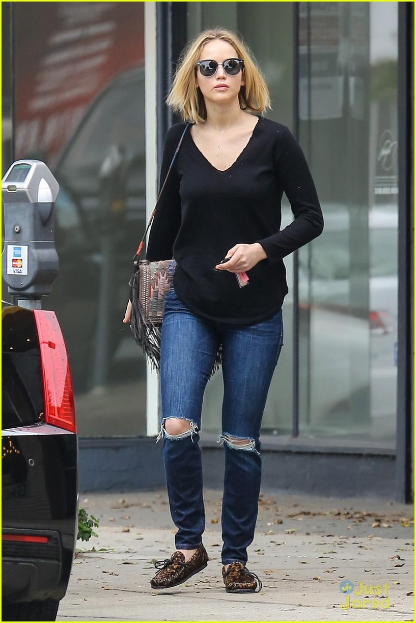 Jennifer Lawrence Celebrated Harry Styles Birthday With