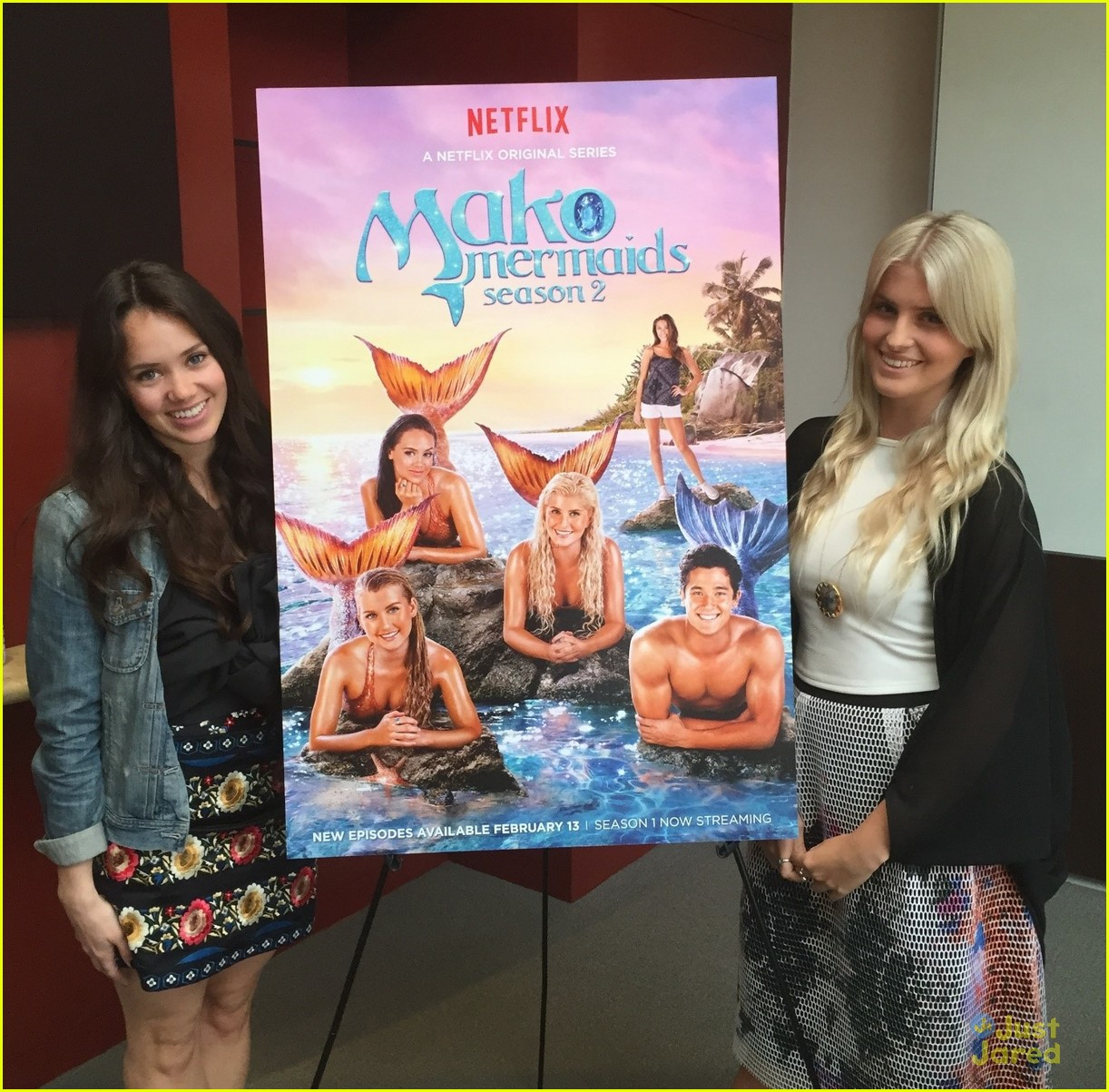 Mako Mermaids Excl Images Trailer Premiere Friday 01