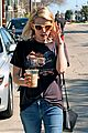emma roberts evan peters enjoy coffee separately ahead of her 24th birthday 12